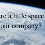 Is there a Little Space in your Company?