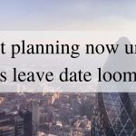 Brexit planning now urgent as leave date looms