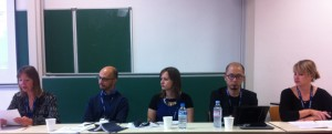 The Carceral Archipelago panel in Paris