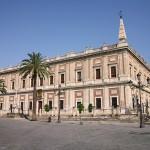 The Archivo General de Indias, Seville