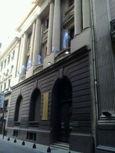 The Archivo General de la Nación, Buenos Aires