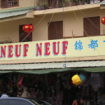 The Chinese Shops of Cayenne