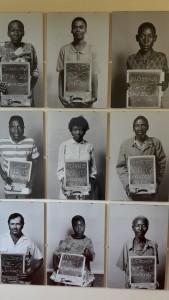 Paul Alberts, Democratic Portraits, 1994