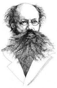 Peter A. Kropotkin, 1842-1921