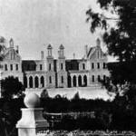 Figure 1: Fremantle Lunatic Asylum, c 1870s, State Library of Western Australia. Call No. 5770B/48