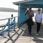 Upriver to Mazaruni Prison (Guyana)