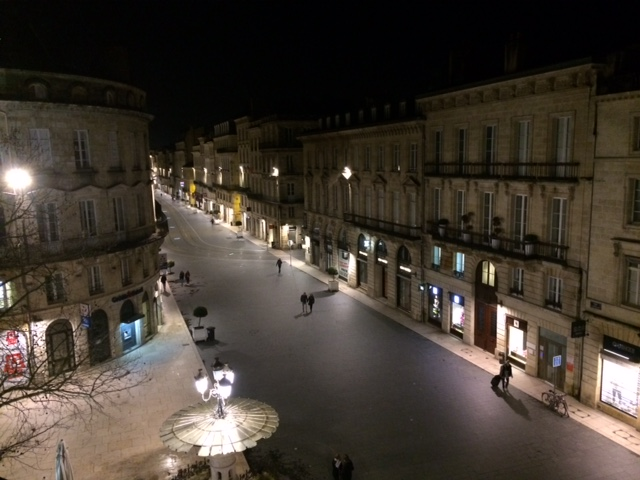 The organizers chose a hotel right in the centre of beautiful Bordeaux, a great place from which to explore the city and launch into a great study day.