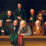 The Jury, by John Morgan, 1861. https://commons.wikimedia.org/wiki/File:The_Jury_by_John_Morgan.jpg