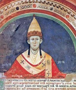 Pope Innocence III