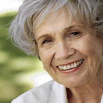 Alice Munro, Nobel Prize winner, 2013