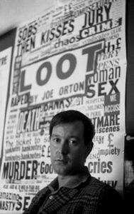A picture of Joe Orton