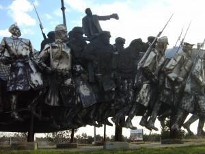 Bela Kun Memorial, Budapest Communist Statue Park
