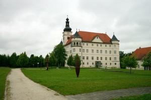 Castle Hartheim in Austria