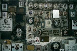 Memorial to Italian victims of Mauthausen KZ