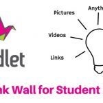 Customising and sharing your Padlet