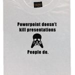 PowerPoint doesn't kill presentations – people do