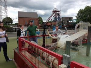 Wild Water at Snibston