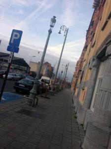 Rue Emile Devla in Brussels