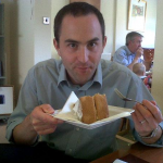 Conversations with… Dr Simon Vaughan