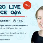 Libby Jackson on 20 Years of ISS – National Space Centre Q&A