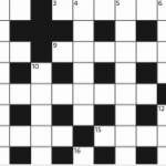 Why Not… Run a Crossword Morning?