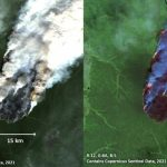Earth observation images reveal extent of ferocious forest fires in Siberia
