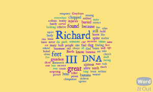 Question 1 word cloud all answers