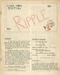 Ripple_December_1952_Cover