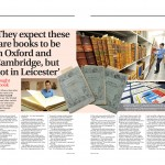 Special Collections in the News
