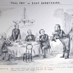 East Derbyshire Election Cartoons, 1868