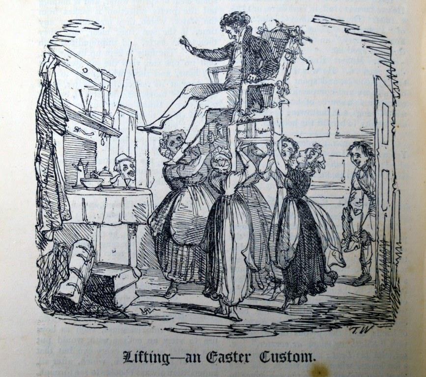 Lifting: An Easter Custom