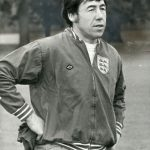 Gordon Banks on England duty in 1972 (Leicester Mercury Archive)