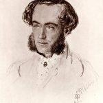 Portrait of John Leech by John Everett Millais from: William Powell Frith, John Leech: His Life and Work, Vol. I, (London, 1891), 709.42092 LEE/FRI