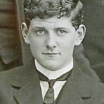 School photograph of Eric Henry Janson Teasdale (Courtesy The King's School, Canterbury)