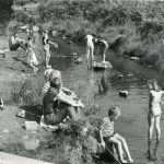 Children playing at Bradgate Park (LMA, 1981)