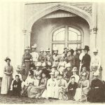 Belmont House Society, Meeting at New Parks, 1888 [Isabel C. Ellis, Records of Nineteenth Century Leicester (n.p., 1935), pl. opp. p. 280].