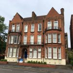 11 Granville Road, Leicester, formerly Granville School for Girls