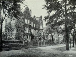 Granville School for Girls, photograph published in Paton's list of schools and tutors (1911), p. 887