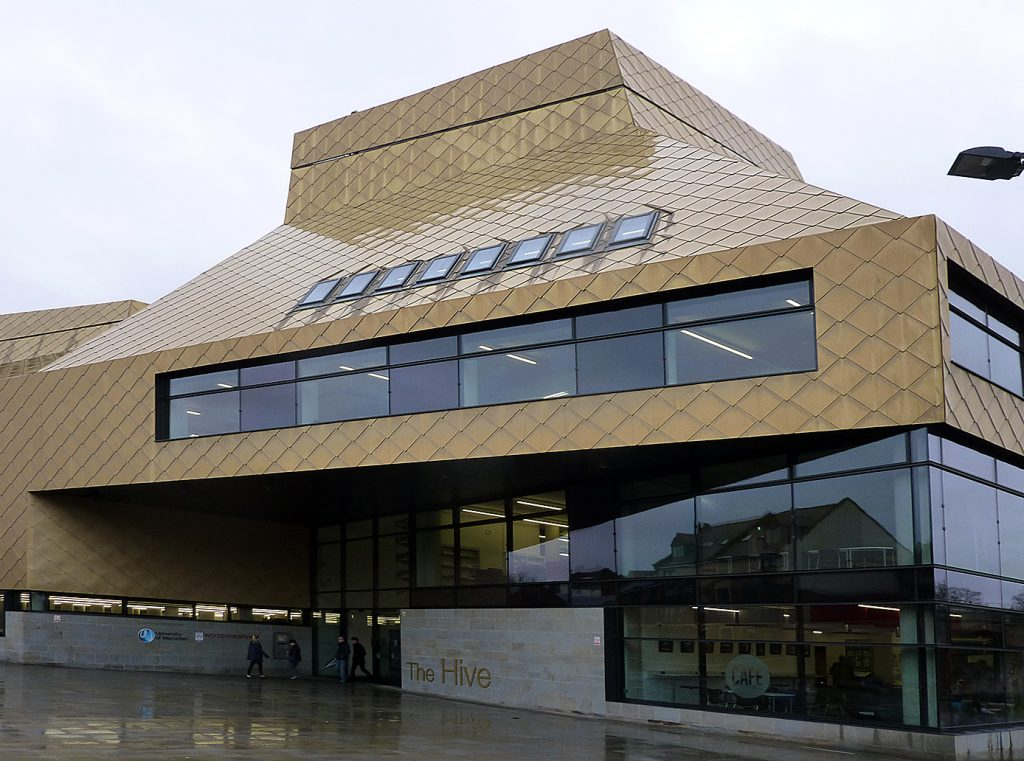 Photo of The Hive, Worcester