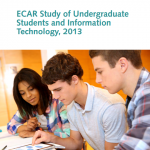 Study of Undergraduate Students and Information Technology, 2013