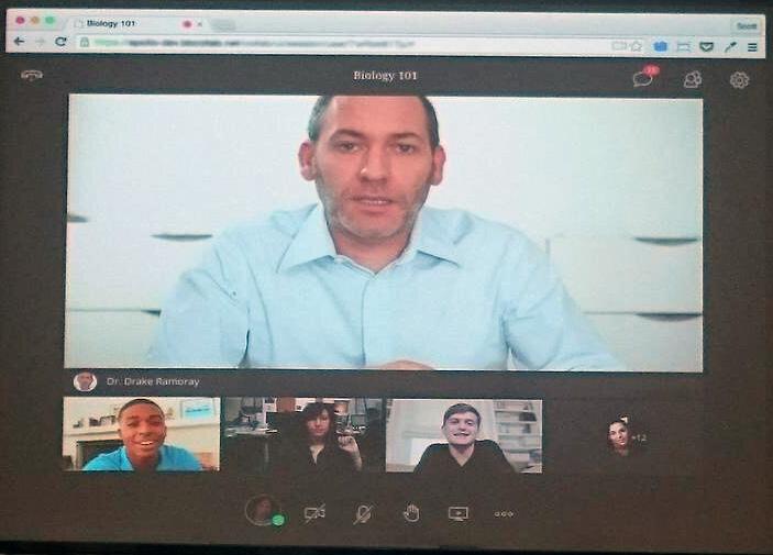 collaborate screen shot
