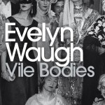 Cover image for the Penguin Modern Classics edition of Vile Bodies