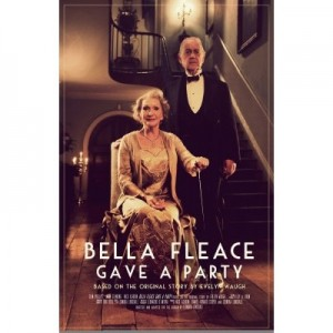 Film poster for Bella Fleace Gave a Party.