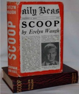 Image of rare Scoop copy, courtesy M Sutcliffe