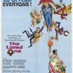 Film poster for Tony Richardson's The Loved One (1965)