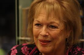 Bogaards interviewed Lady Antonia Fraser's parents