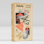 First Edition Cover of Labels (1930) Picture from AbeBooks