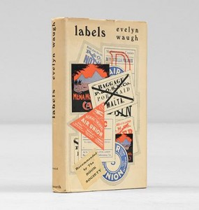 Original Cover of Labels (1930)