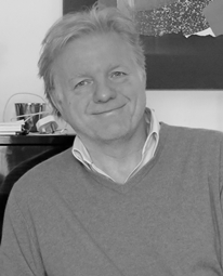 Portrait of the late Professor David Bradshaw