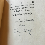 Reflecting, Revisiting, Removing: Sophie Swithinbank discusses inhabiting Waugh's Oxford and the important role the David Bradshaw Creative Writing Residency has played in her development as a playwright